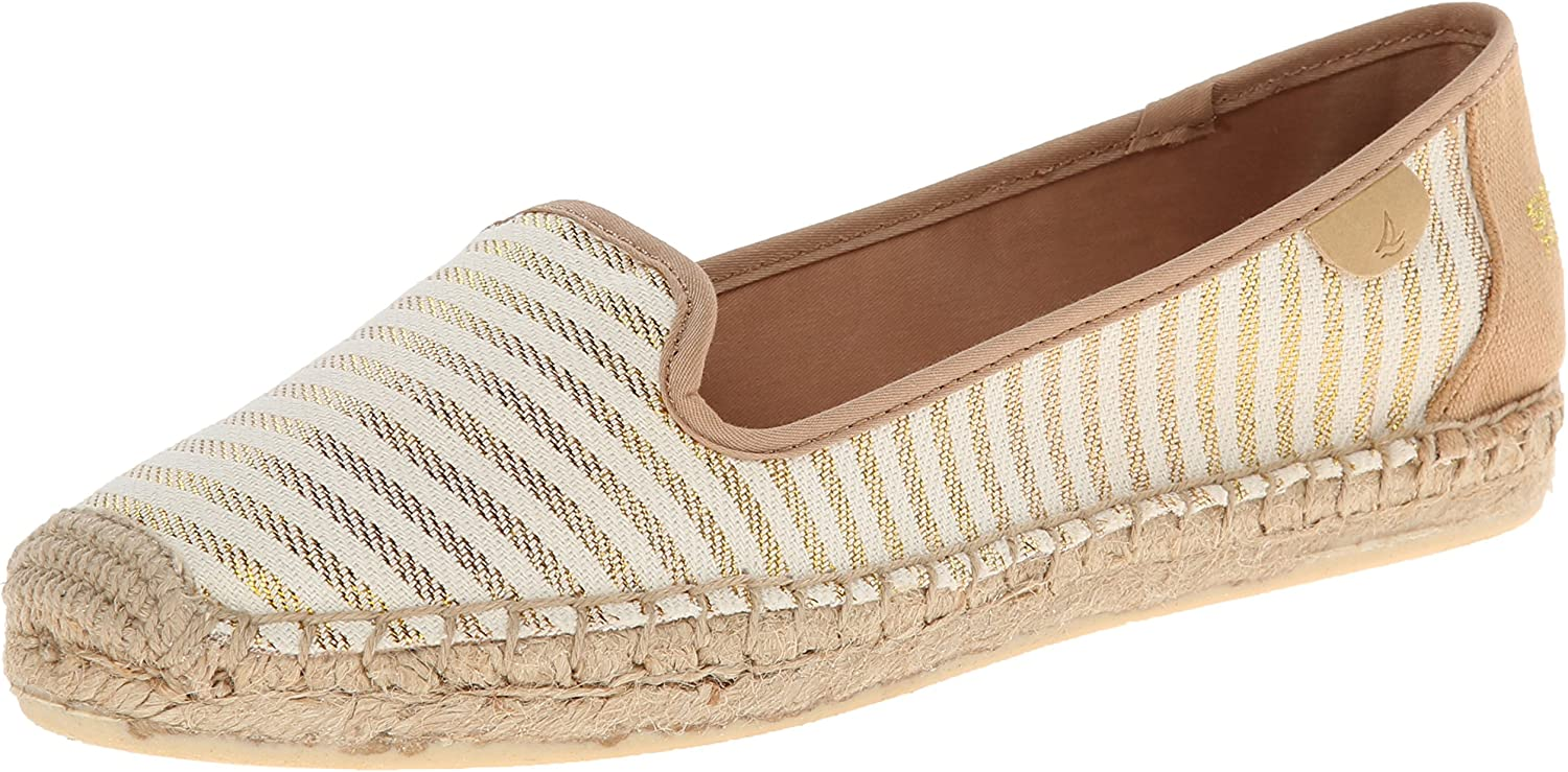 Sperry Top-Sider Opening large release sale Sales of SALE items from new works Women's Coco Espadrille Metallic