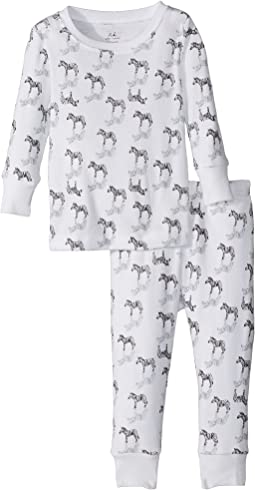 aden + anais Two-Piece Pajama Set (Infant/Toddler)