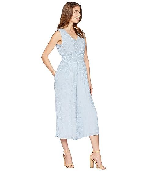 azul blanco CATHERINE rayas Malandrino Braden Jumpsuit Catherine a qw1Iwf