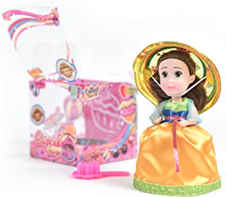 Cupcake Surprise Scented Princess Dolls - Classic Tales Edition (Color& Style May Vary)