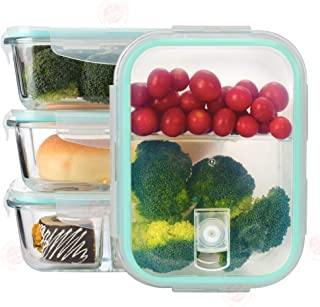 Anchor Hocking Glass Storage Containers With Lids