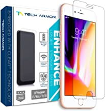 Tech Armor Enhance Radiation Blocking Screen Protector for Apple iPhone 8, iPhone 7, iPhone 6 - Blocks Harmful Radiation, ...