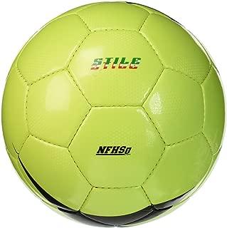 Diadora Soccer Stile Match Soccer Ball,  Yellow,  size 5