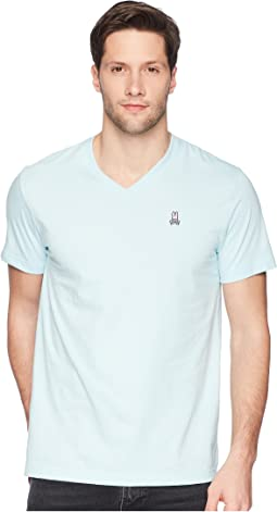 Psycho Bunny - Classic V-Neck T-Shirt