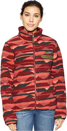 Mountain Side Heavyweight Fleece Full