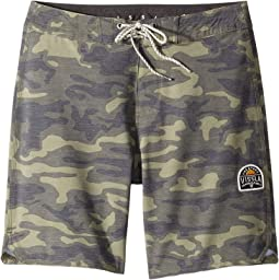 Solid Sets Boardshorts (Big Kids)
