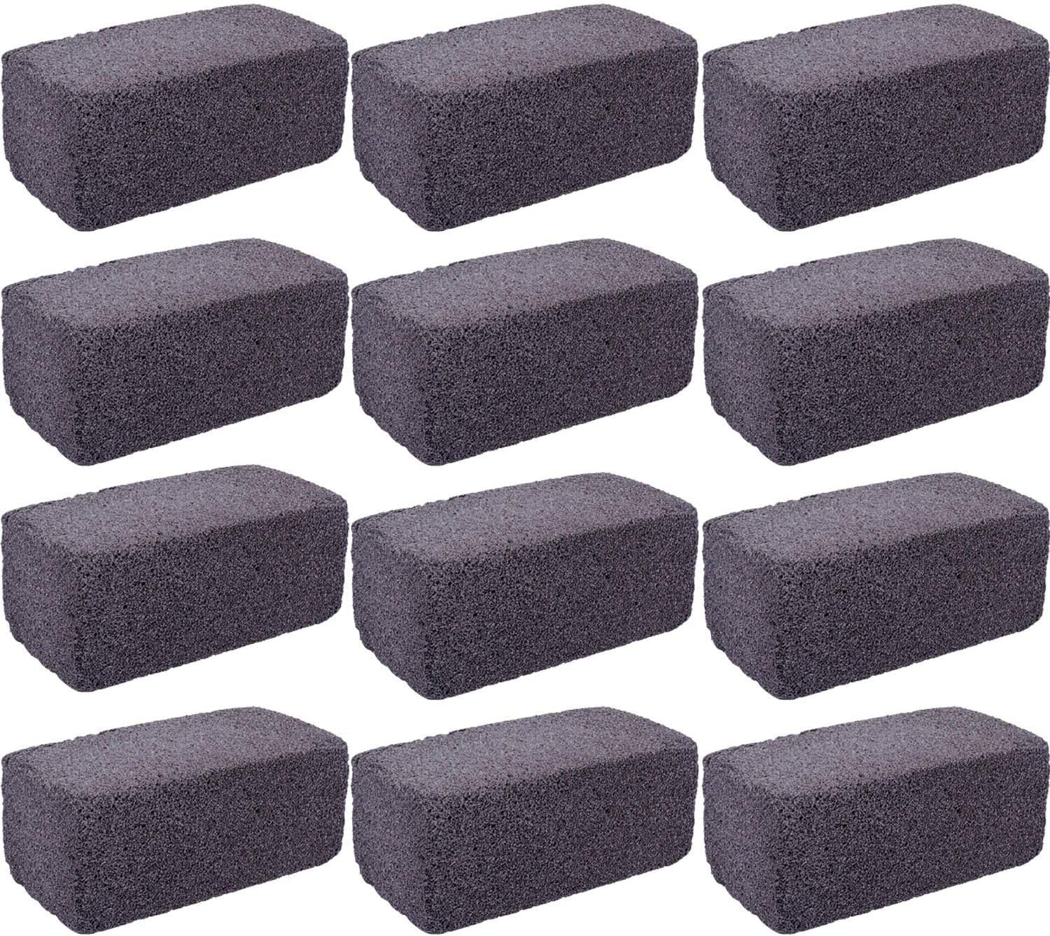 BBQ Barbecue Scraper Griddle Cleaning Stone Griddle//Grill Cleaner GIGA-MARKET Grill Brick
