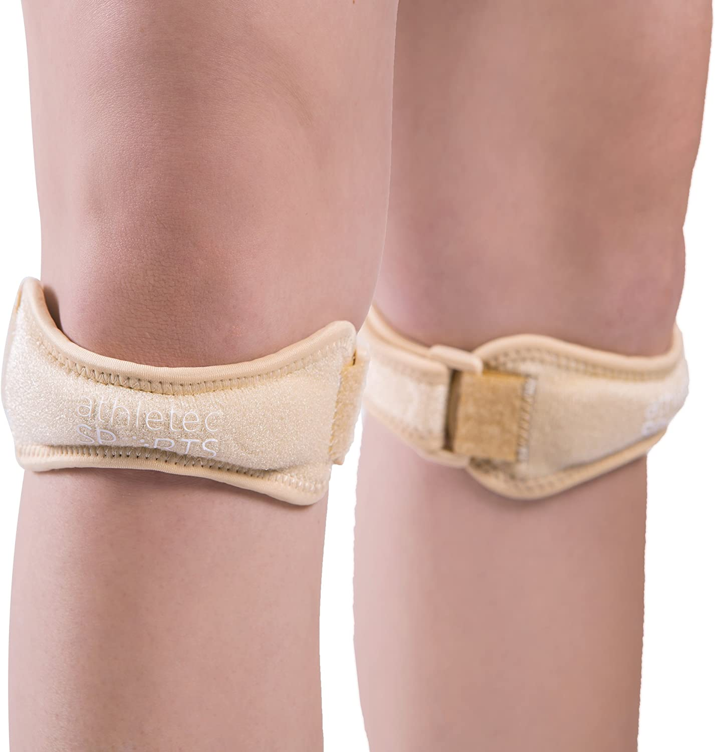 Athletec Sport Patella Knee Strap 5 ☆ very popular Pain Stabilizer Relief and half for