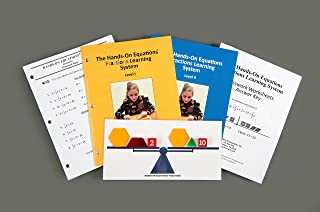 HANDS-ON EQUATIONS Fractions. A manipulatives-Based Introduction to fractional Linear Equations.