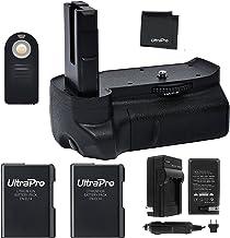 Battery Grip Bundle F/Nikon D3100, D3200, D3300: Includes Vertical Battery Grip, 2-Pk..
