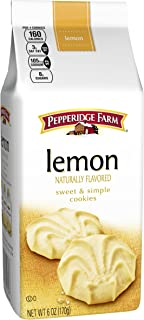 Pepperidge Farm, Cookies, Lemon, 6 oz, Bag