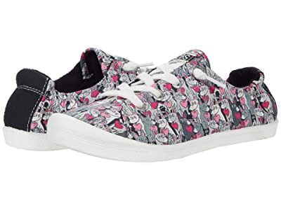 BOBS from SKECHERS Beach Bingo Arf Breaker (Black Multi) Women