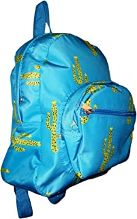 101 BEACH 11-inch Mini Backpack Purse, Zipper Front Pockets Teen Child
