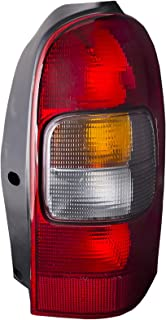 OE Replacement Chevrolet/Oldsmobile/Pontiac Passenger Side Taillight Assembly (Partslink Number GM2801134)