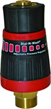 SIMPSON Cleaning Dial-N-Wash Adjustable Pressure Regulator 4500 PSI