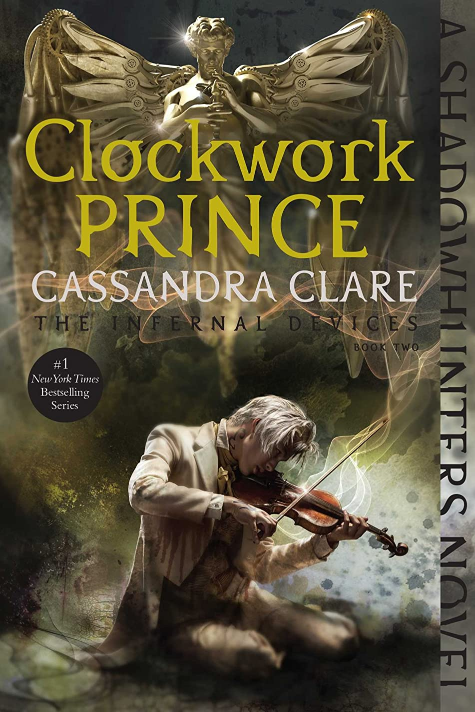 わずらわしいマッシュ減衰Clockwork Prince (The Infernal Devices Book 2) (English Edition)