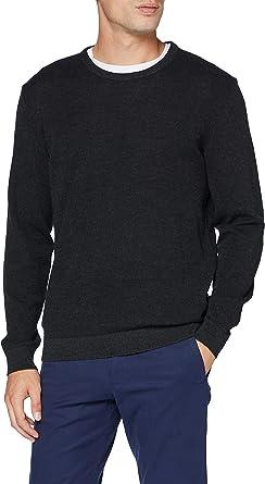 Pierre Cardin Men's Bicolor Structure Strickpullover Sweater