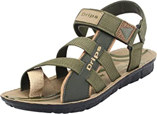 Bersache Men Multicolor Sandals & Floaters