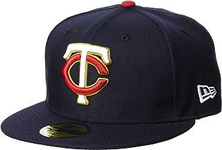 [ニューエラ] ベースボールキャップ MLB ACPERF ミネソタ・ツインズ 17J [ユニセックス] 11449361
