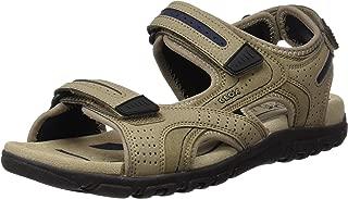 Geox U Strada B, Men's Fashion Sandals