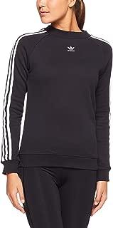 adidas Women's DH3127 Trefoil Crew Sweatshirt