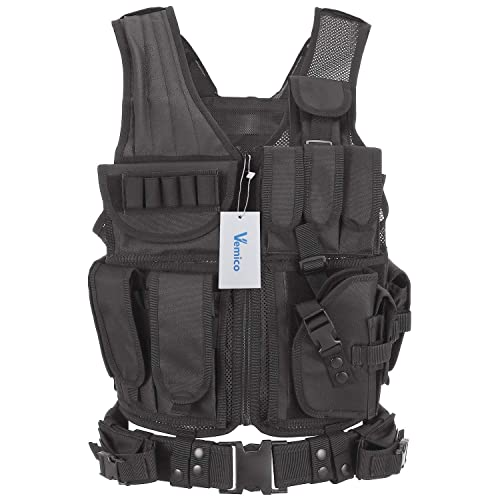 Vemico Tactical Vest Multifunctional Outdoor airsoft tactical vest  Ultra-light Breathable Vest for Special Mission f4ddf766cc1