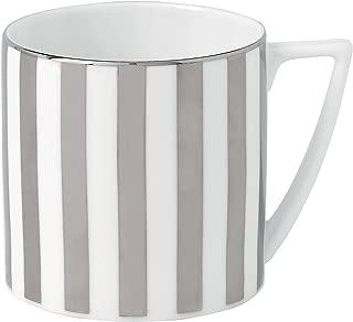 Jasper Conran by Wedgwood Platinum Mini Mug Striped