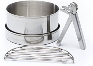 Small Cook Set for Kelly Kettle - 16 oz. Pot (.47 LTR)