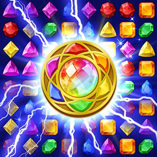 Jewels Magic: Mystery Match3 (Jewel Effects)