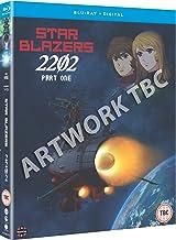 Star Blazers Space Battleship Yamato 2202: Part One - Blu-ray [Reino Unido] [Blu-ray]