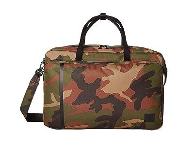 Herschel Supply Co. Bowen (Woodland Camo) Tote Handbags