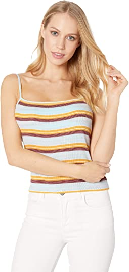 Tally Striped Cami Tank Top