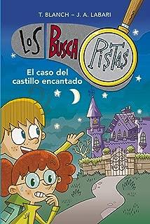 El caso del castillo encantado (Serie Los BuscaPistas 1