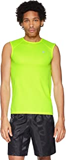 Men's Sleeveless Muscle Tech T-Shirt, Amazon Exclusive