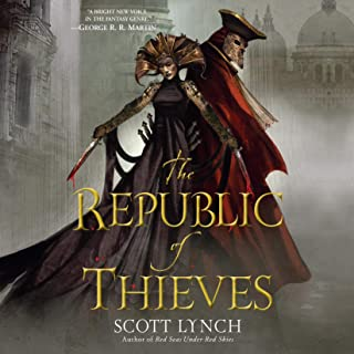 The Republic of Thieves: Gentleman Bastards, Book 3