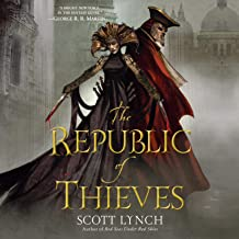 The Republic of Thieves: Gentleman Bastards, Book 3
