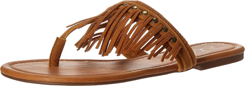 Sugar Women's Prairie Flat Sandal