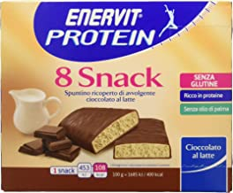 Protein Snack Useful For The Weight Control 40-30-30 Cacao 27 Gr Estimated Price : £ 13,09