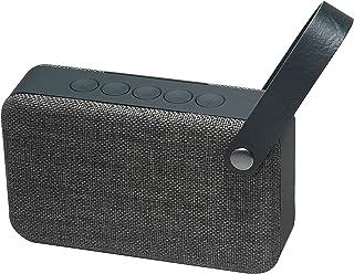 Muvit SD2 BT Speaker 2x3W Grey for Multi Compatible - Grey - MUSSP0023