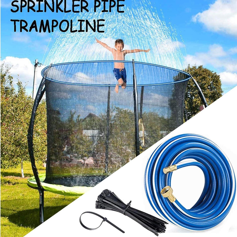 WYTong Trampoline Sprinkler Outdoor Challenge the lowest price of Japan Credence Hose Backyard T Games Summer