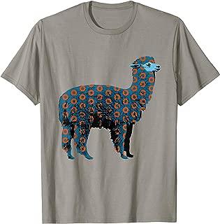 Llama Taboot Taboot Donut T-Shirt - Concert Lot Tee