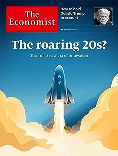 The Economist [UK] January 16 - 22 2021 (単号)