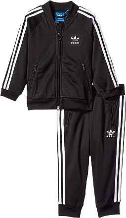 adidas Originals Kids - Superstar Tracksuit (Infant/Toddler)