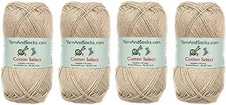 lace weight yarn cone