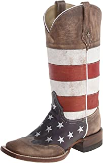 Women's Merica Squared Western Boot