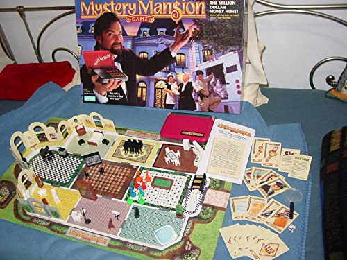 hasta 42% de descuento Electronic Talking Mystery Mansion Game   The Million Million Million Dollar Money Hunt by Parker Brojohers  colores increíbles