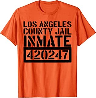 Best los angeles county jail shirt Reviews
