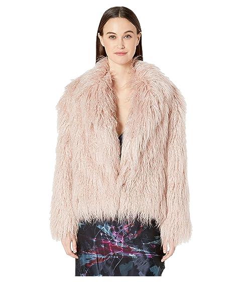 LAMARQUE Harika Faux Fur Jacket