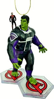 Hulk with Ant-Man from Movie Endgame Figurine Holiday Christmas Tree Ornament - Limited Availability - New for 2019