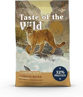 テイストオブザワイルド キャット キャニオン リバー 全年齢猫用 6.35kg